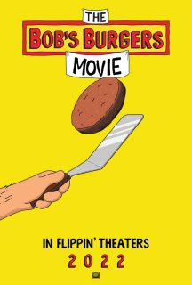 affiche poster bob burger movie disney