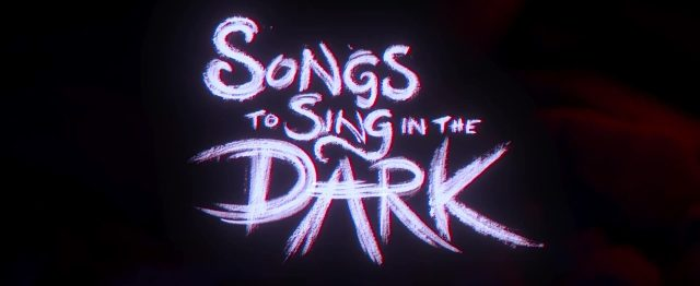 affiche poster chansons chanter nark song sing dark disney