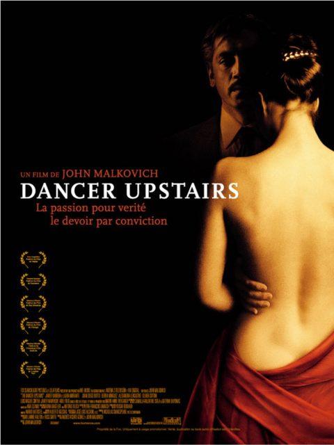 affiche poster dancer upstairs