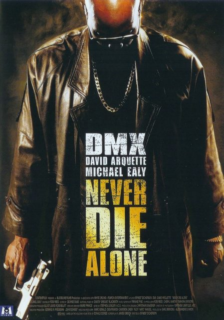 affiche poster never die alone