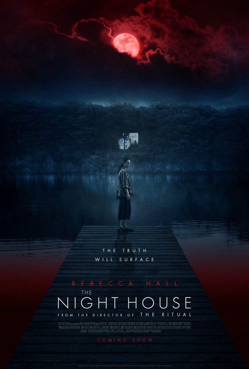 affiche poster proie ombre night house disney fox