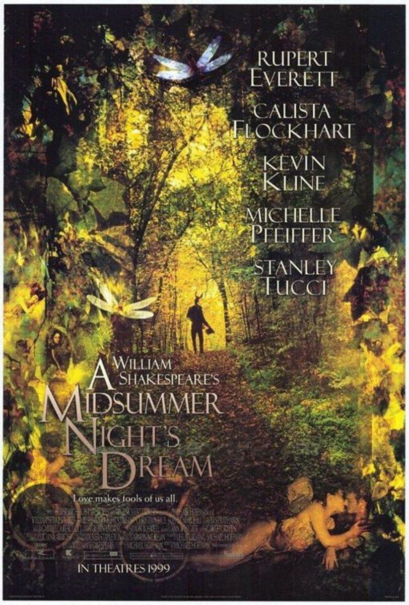 affiche poster songe nuit été Midsummer night dream disney fox