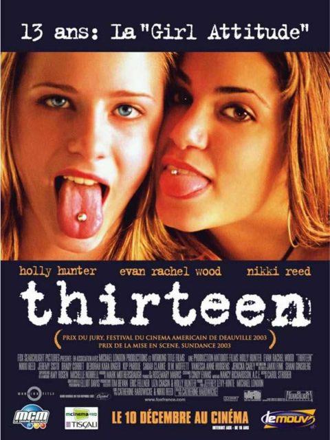 affiche poster thirteen