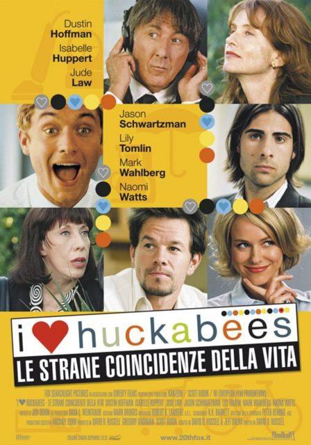 affiche poster heart adore huckabees
