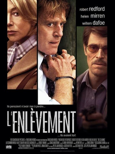 affiche poster enlevement clearing