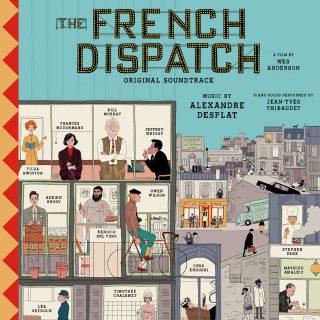 bande originale soundtrack ost score french dispatch